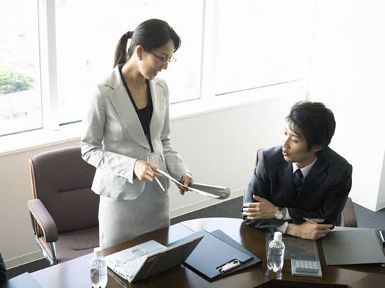 経営者ヒアリングと教育課題の抽出