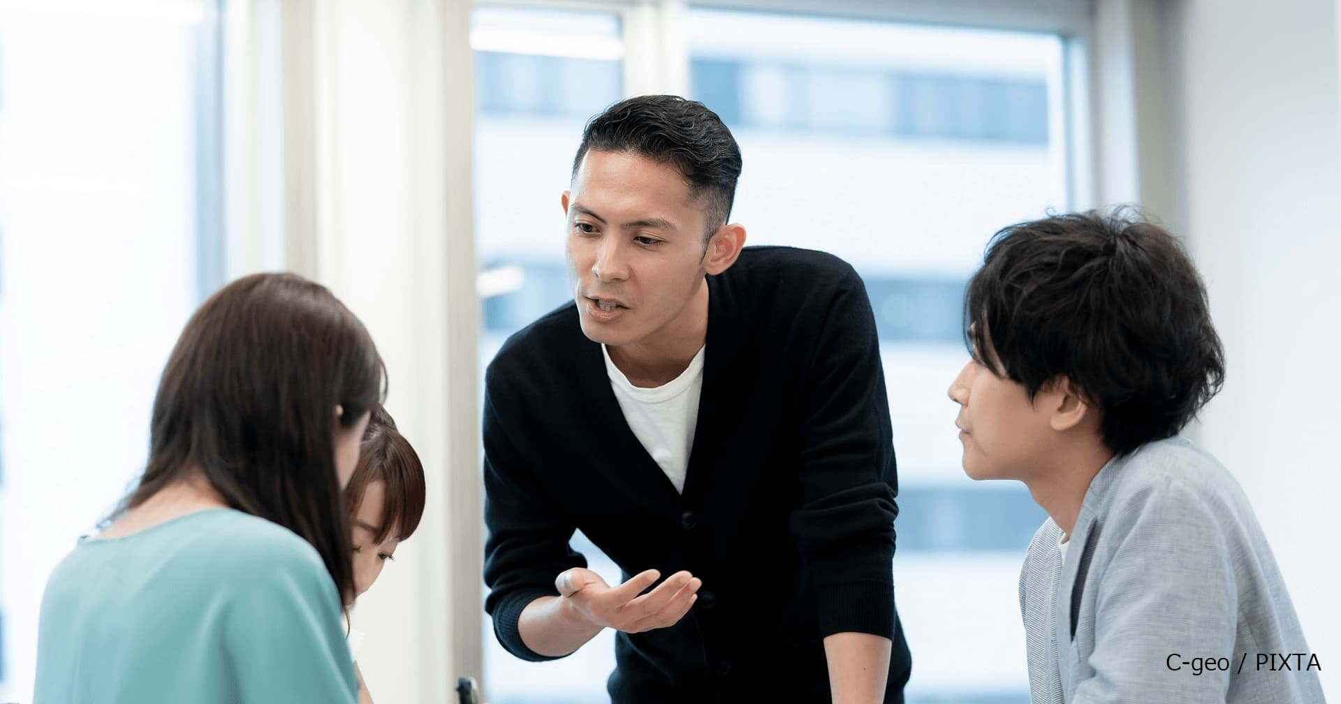 リーダーシップを発揮するための6つの問い