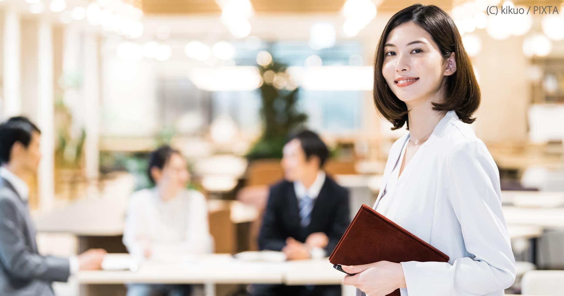 若手社員のための話し方と挨拶の基本